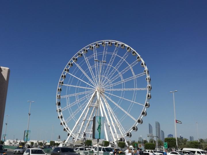 Marina eye Abu dhabi