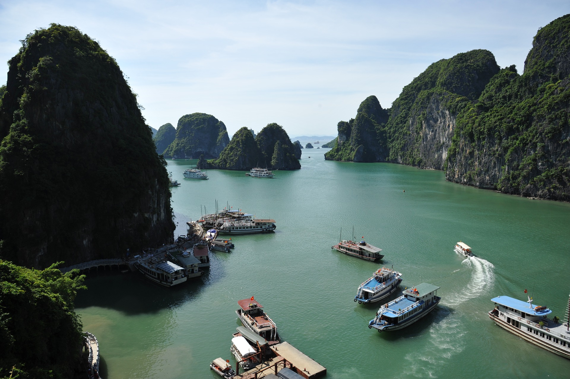 Nothern Vietnam Halong BAY