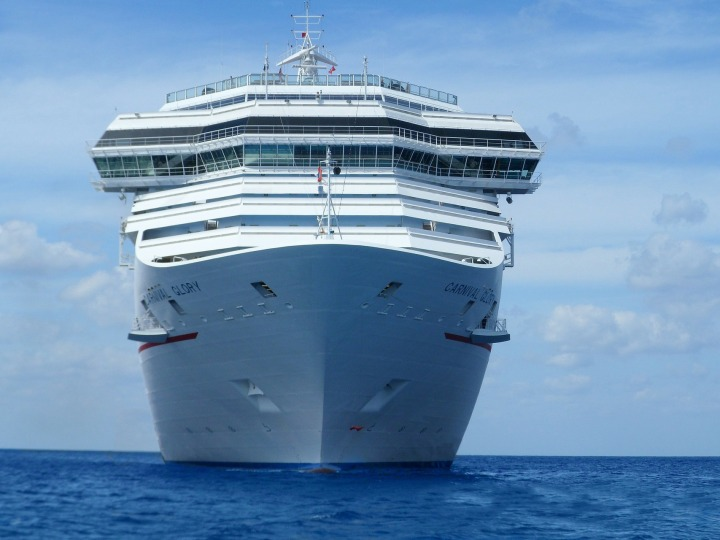 Joining a cruise ship